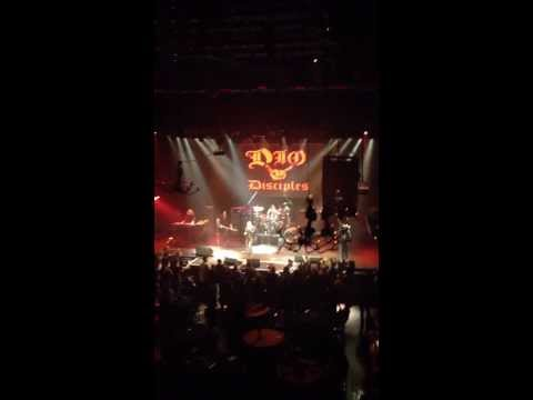 Dio DIsciples With David Rock Feinstein - Metal Will Never Die