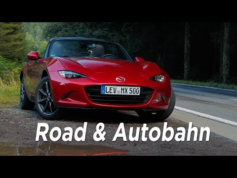 Mazda MX5 Miata (ND) Review - Everyday Driver Europe