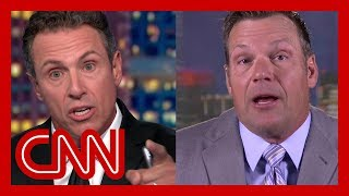 Chris Cuomo: What would you do if Trump said