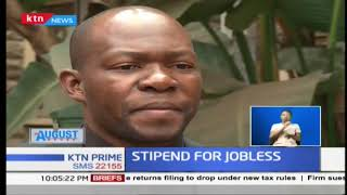 The August House: Jobless youth to be paid by the government monthly