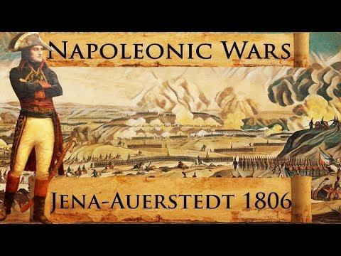 Napoleonic Wars: Battles of Jena - Aurstedt 1806 DOCUMENTARY