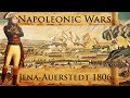 Napoleonic Wars: Battles of Jena - Auerstedt 1806 DOCUMENTARY