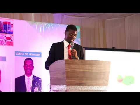 Alfred Akinlalu -  Moringa Export Launch