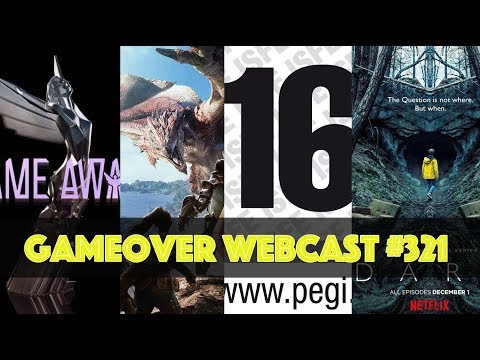GameOver Webcast #321