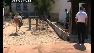 Shtëpi për familjen skamnore në Gazi Babë