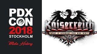 HOI4: Kaiserreich - PDXCON 2018