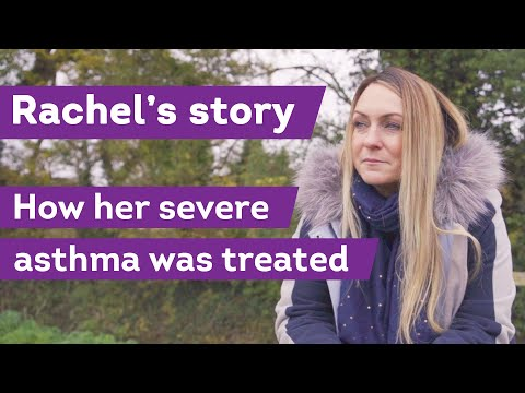 Rachel's Groundbreaking Treatment For Her Severe Asthma | Asthma UK