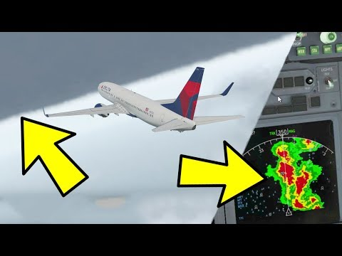 WE FLEW INTO A HURRICANE! X-Plane 11 Live Stream! Miami to Orlando (Come Fly With Me)