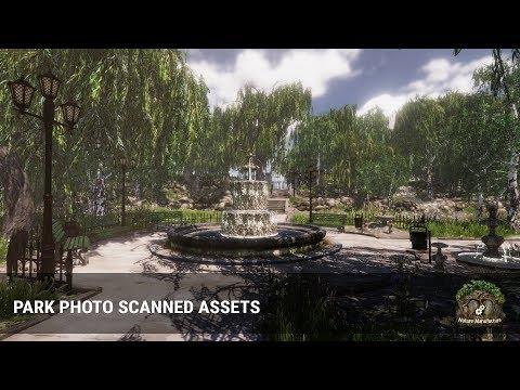 Park Photo Scanned Assets
