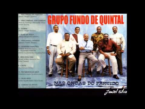 Fundo de quintal Completo  - nas ondas do partido {1996} -  Jamiel Silva