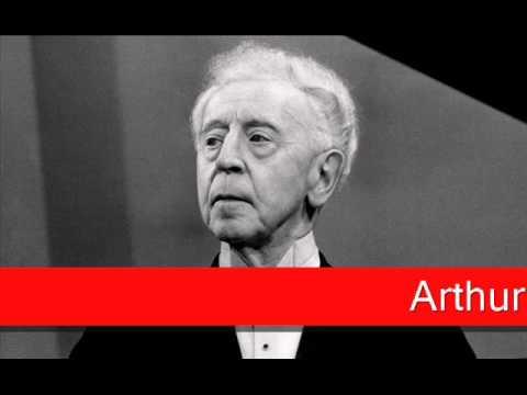 Arthur Rubinstein: Mozart - Concerto No  21 in C major, 'Andante' K  467