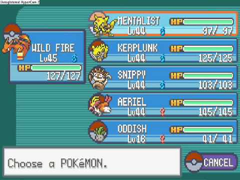 pokemon fire red how to get one island