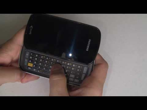 Detailed Hardware Review of the Sprint Samsung Epic 4G