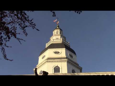 10 Minute Tourist: Annapolis and the Naval Academy