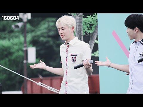 160604 방탄소년단(BTS) 스마트 가족사랑의 날 Family song (JIN Focus)