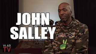 John Salley Compares Colin Kaepernick Blackballing to Mahmoud Abdul-Rauf (Part 13)