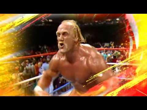 Hulk Hogan's Entrance Videos - YouTube