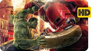 Avengers Age of ultron_Ironman and Hulk fight scene_ Tamil dubbed