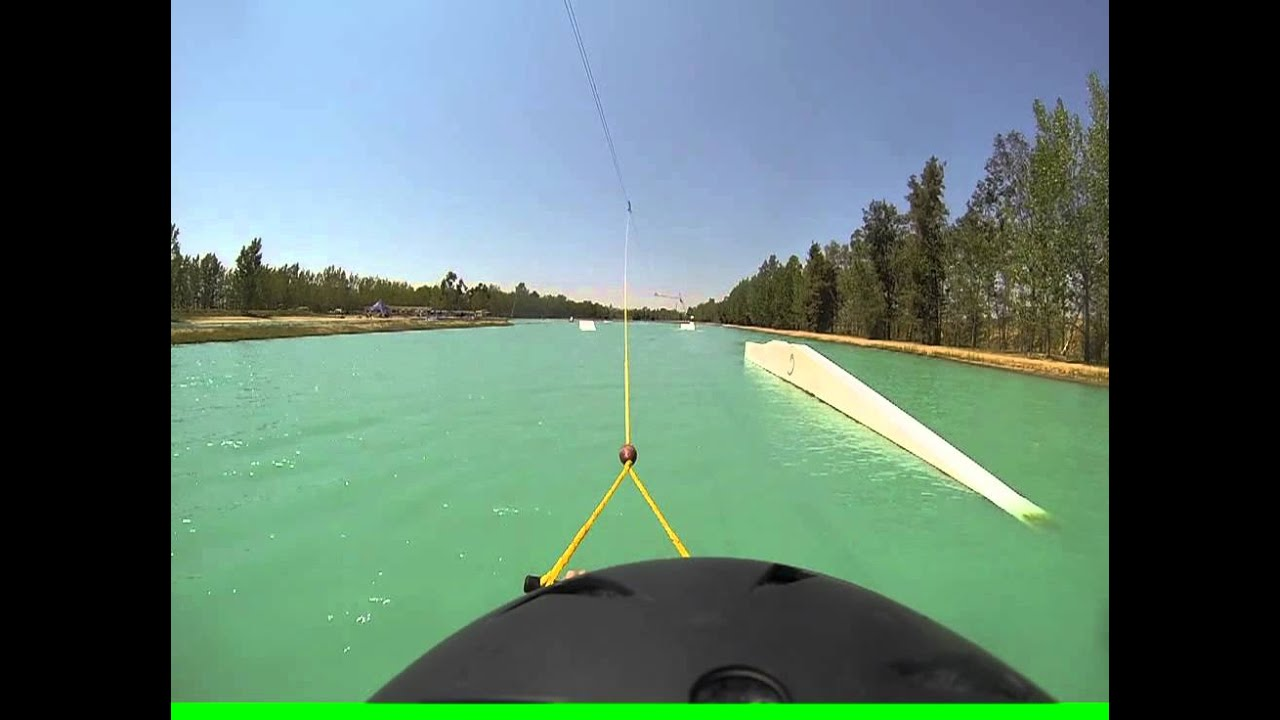 Wake Island Cable Park Sacramento Youtube