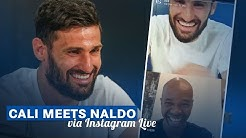 Derby-Helden im Live-Talk | Naldo | Daniel Caligiuri | FC Schalke 04