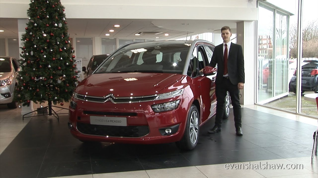 2015 citroen grand c4 picasso review youtube vanachro Image collections