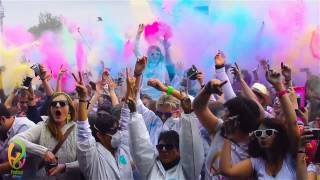 Holi Festival Of Colours Vienna 2014