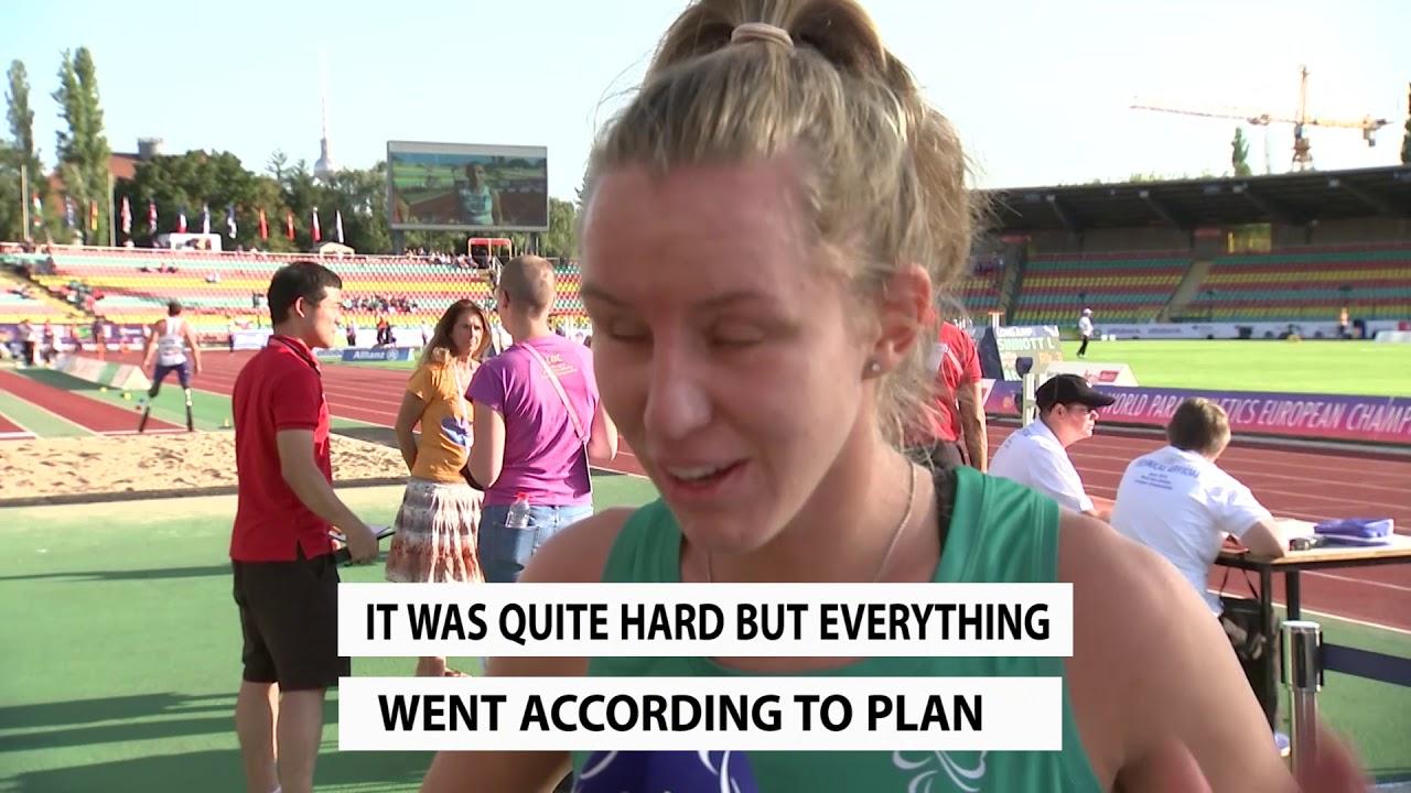 Day Two Highlights | World Para Athletics European Championships
