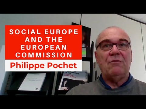 Social Europe and the European Commission (Philippe Pochet)