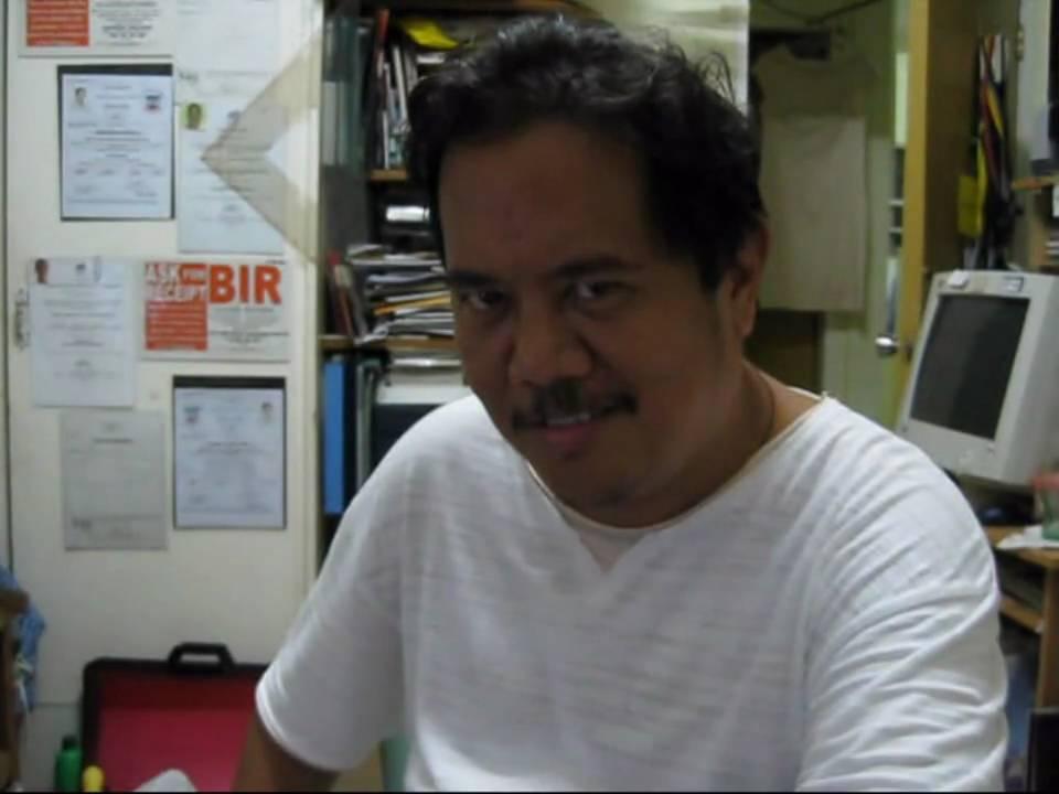 Creepy Mexican Guy Smile