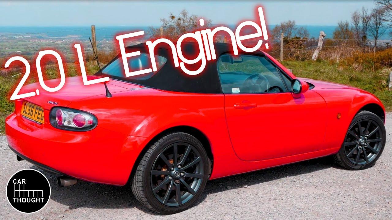 Mazda MX-5 engine talk! - Mk3 (NC) MX-5 - JDM perfection