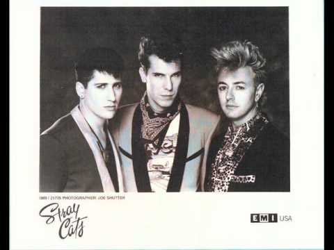 Stray Cats - Looking For Someone to Love