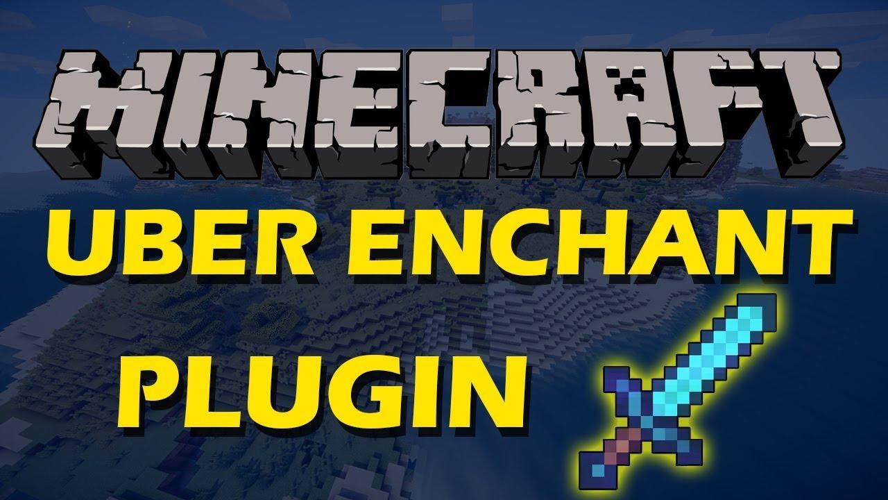 UberEnchant | SpigotMC - High Performance Minecraft