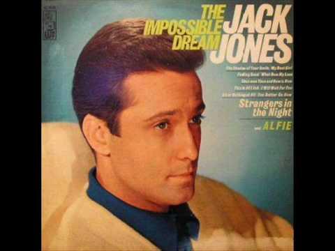 Jack Jones - What now my love