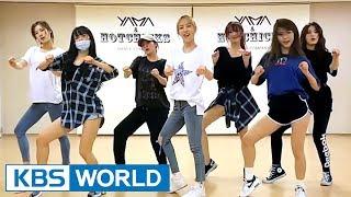 Download Video Girls Next Door's dance practice for 'Deep Blue Eyes'! - Full Ver. [Idol Drama Operation Team] MP3 3GP MP4