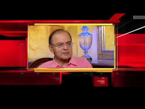 Defence Minister Jaitley speaks about the prevailing situation in J&K