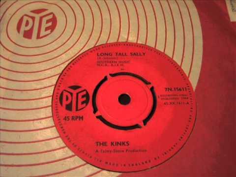 Клип The Kinks - Long Tall Sally