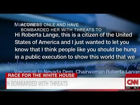 Nevada Dem Roberta Lange threatened for Convention COWARDICE by Bernie Sanders supporters