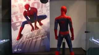 Amazing Spiderman 2 Full Review Hot Toys