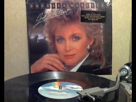 Barbara Mandrell - Angel in Your Arms [original LP version]