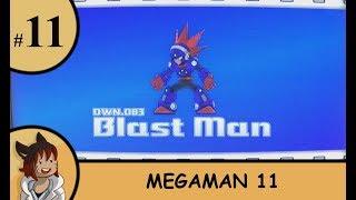 Megaman 11 part 11 - Blast man