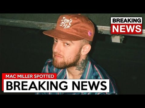 Mac Miller Spotted Alive At The 2019 Super Bowl...