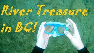 Searching for River Treasure in Chilliwack BC!