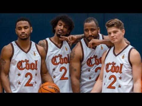 TREY SONGZ, WIZ KHALIFA, Cool Kicks Celebrity Basketball Game (CRAZY Finish!)