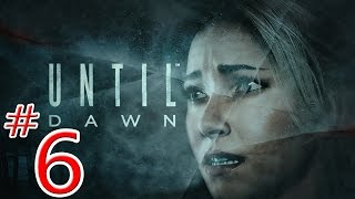 Until Dawn: Part 6 - Romantic walk in the woods (PS4)