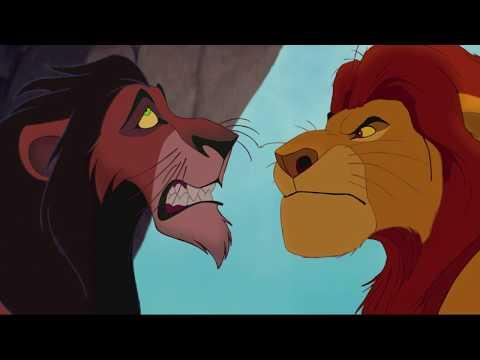 Да здравствует король! Смерть Муфасу. Король лев (1994)