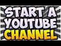 How To Start A Successful YouTube Channel! Grow Your Channel From SCRATCH! (2017 Beginners Guide)