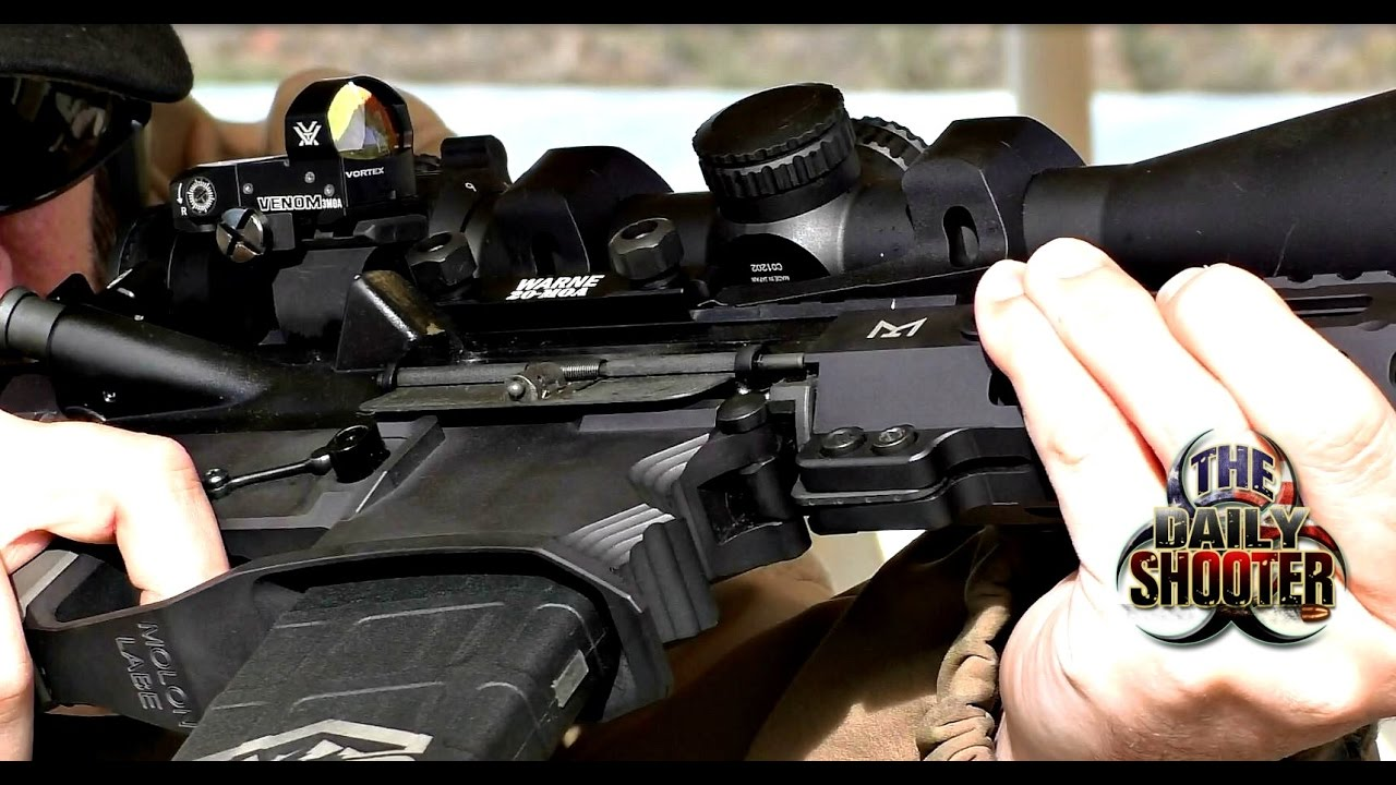 Vortex Venom 3 Moa Red Dot Review On Ar15 With Midwest Industries