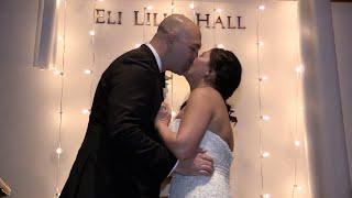 Stacy + Bob | Indiana Historical Society Wedding Highlight | Indianapolis