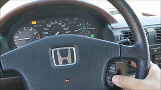 Car for sale: 1990 Honda Accord in great shape, low miles