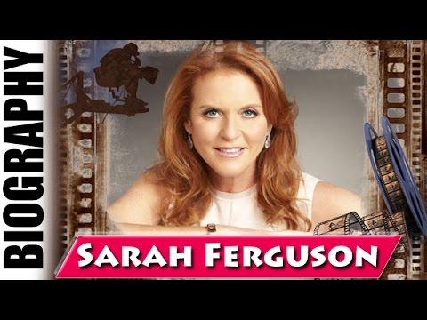 Duchess of York & British Writer Sarah Ferguson - Biography and Life Story